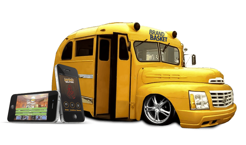 Why a Restaurant App is like a Bus