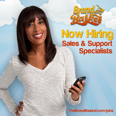 Now Hiring - Sales & Support - PART TIME
